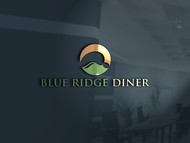 Blue Ridge Diner Logo - Entry #30