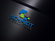 Schmidt IT Solutions Logo - Entry #109