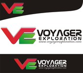 Voyager Exploration Logo - Entry #14
