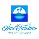 Ana Carolina Fine Art Gallery Logo - Entry #114