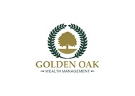 Golden Oak Wealth Management Logo - Entry #131