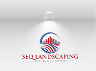 South East Qld Landscaping and Fencing Supplies Logo - Entry #33