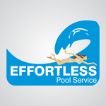 Effortless Pool Service Logo - Entry #2