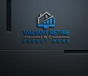 Valiant Retire Inc. Logo - Entry #184