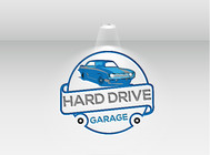 Hard drive garage Logo - Entry #26