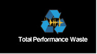 Total Performance Waste Logo - Entry #4