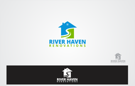 River Haven Renovations Logo - Entry #39