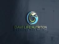 Davi Life Nutrition Logo - Entry #507