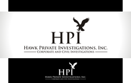 Hawk Private Investigations, Inc. Logo - Entry #8