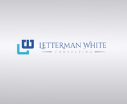 Letterman White Consulting Logo - Entry #85