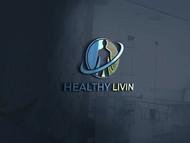 Healthy Livin Logo - Entry #389
