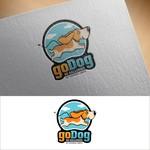 Go Dog Go galleries Logo - Entry #98