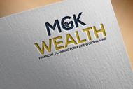MGK Wealth Logo - Entry #316