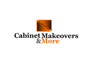 Cabinet Makeovers & More Logo - Entry #87