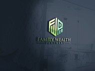 Family Wealth Partners Logo - Entry #124