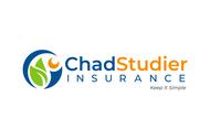 Chad Studier Insurance Logo - Entry #290