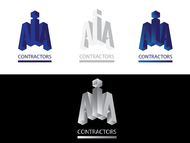 AIA CONTRACTORS Logo - Entry #71