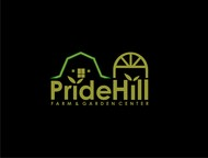 Pride Hill Farm & Garden Center Logo - Entry #123