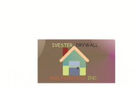 IVESTER DRYWALL & PAINTING, INC. Logo - Entry #114