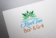 River Inn Bar & Grill Logo - Entry #56