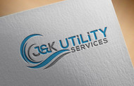 J&K Utility Services Logo - Entry #139