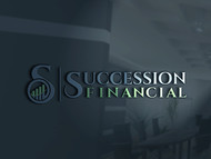 Succession Financial Logo - Entry #493