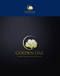 Golden Oak Wealth Management Logo - Entry #87