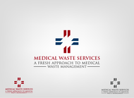 Medical Waste Services Logo - Entry #34