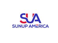 SunUp America Logo - Entry #36