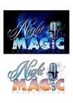 Night Magic Productions Logo - Entry #9