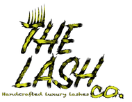 the lash co. Logo - Entry #130