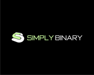 Simply Binary Logo - Entry #157