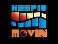 Keep It Movin Logo - Entry #342