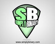Simply Binary Logo - Entry #130