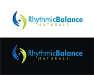 Rhythmic Balance Naturals Logo - Entry #73