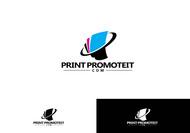 PrintItPromoteIt.com Logo - Entry #38