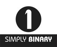 Simply Binary Logo - Entry #73