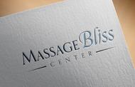 MASSAGE BLISS CENTER Logo - Entry #40