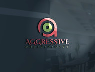 Aggressive Positivity  Logo - Entry #58