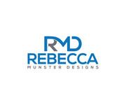 Rebecca Munster Designs (RMD) Logo - Entry #182