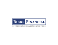 Birks Financial Logo - Entry #99
