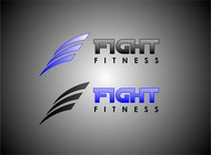 Fight Fitness Logo - Entry #73