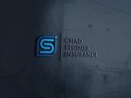 Chad Studier Insurance Logo - Entry #364