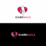 icarenails Logo - Entry #111