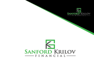 Sanford Krilov Financial       (Sanford is my 1st name & Krilov is my last name) Logo - Entry #409