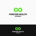 Forever Health Studio's Logo - Entry #89