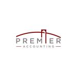 Premier Accounting Logo - Entry #125