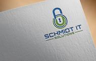 Schmidt IT Solutions Logo - Entry #17