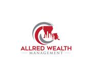 ALLRED WEALTH MANAGEMENT Logo - Entry #514