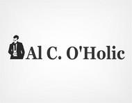 Al C. O'Holic Logo - Entry #105